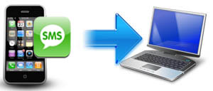 copy iPhone SMS messages to pc for printing
