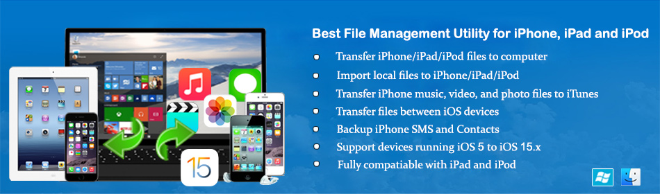 iPhone to PC Transfer: Transfer Files from iPhone to PC and