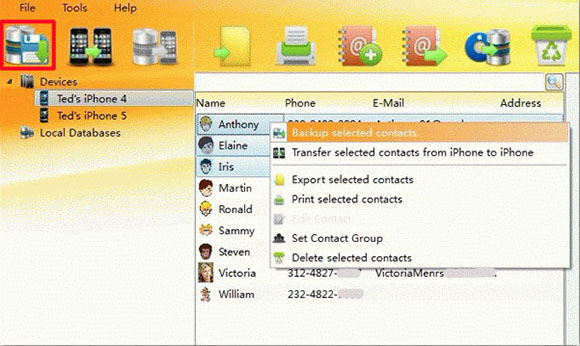 import contacts from iphone to mac how to copy iphone contacts to mac with iphone contacts to 19284