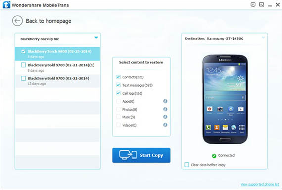 Transfer Your Most Important Data from Blackberry to iPhone