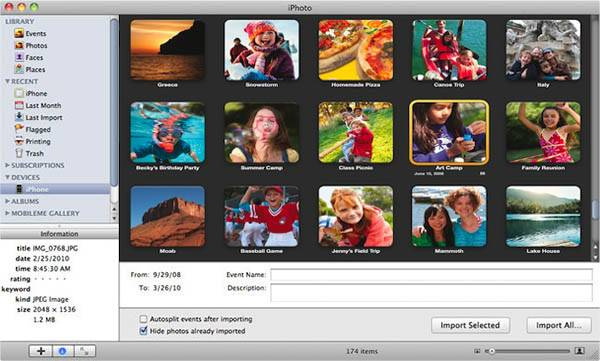 How to Transfer iPhone Pictures to Mac OS