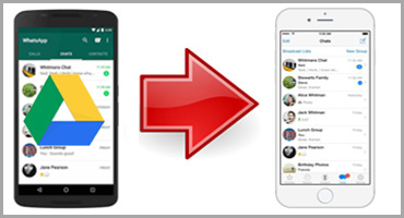 google drive for iphone how to restore whatsapp chats and media from drive 14215