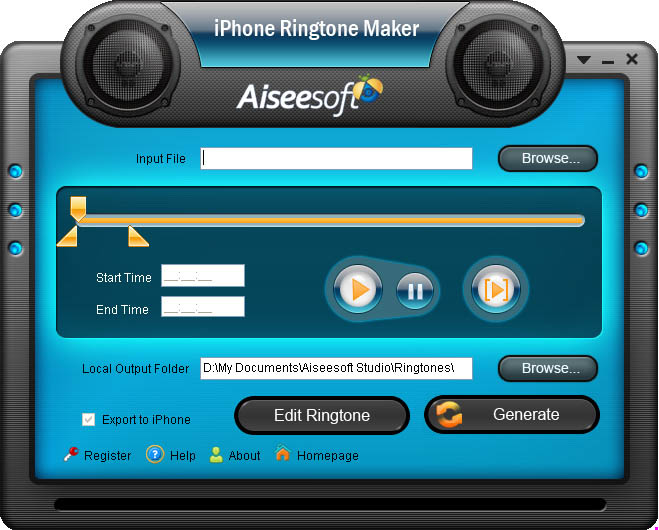 ringtone maker iphone 5