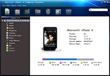 iPhone to Computer Transfer Screenshot