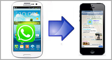Whatsapp Chats Übertragen Iphone Android